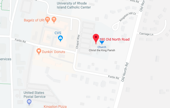 Campus Locations – Christ the King Church