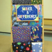 Make a Difference Display